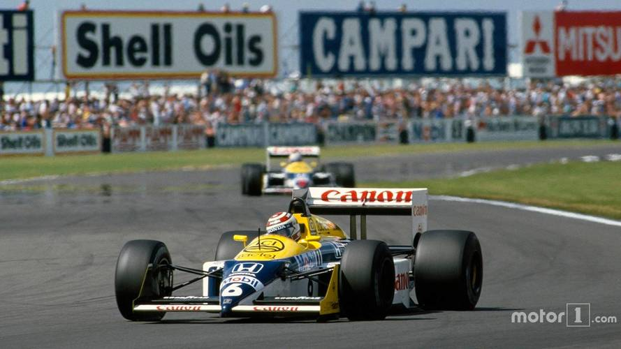 How Mansell Beat Piquet In Famous Silverstone Duel