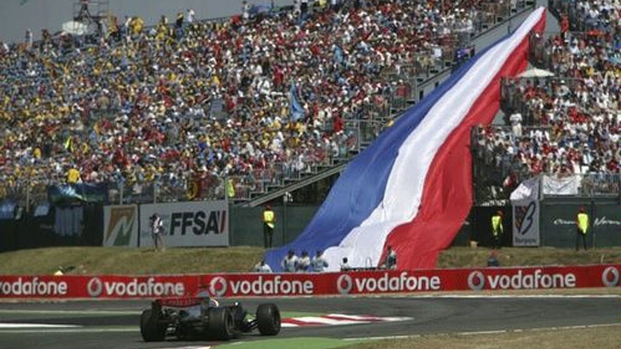 Versailles` Mayor Wants F1 in Paris