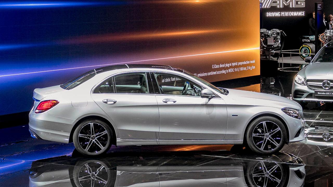 Mercedes Diesel-PHEV