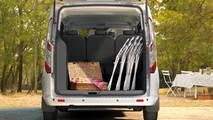 5.- Ford Tourneo Courier: 395 litros de maletero