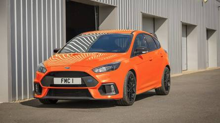 Ford Focus RS Heritage - Entre baroud d'honneur et hommage à l'Escort