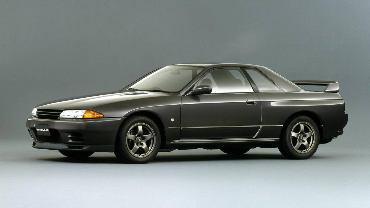 Nissan Skyline R32 GT-R NISMO