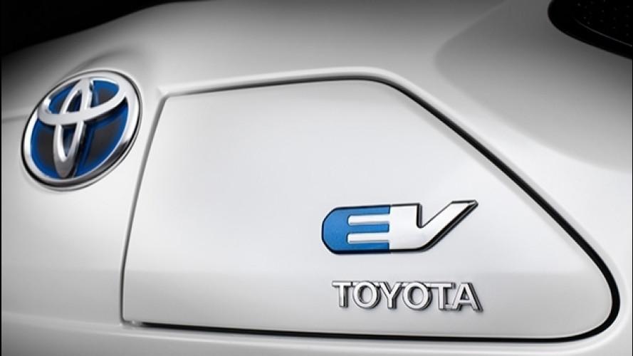 Toyota, possibile svolta elettrica nel 2020