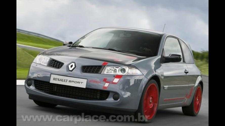 Salão de Londres: Renault apresenta o esportivo Mégane R26.R com 233 cv