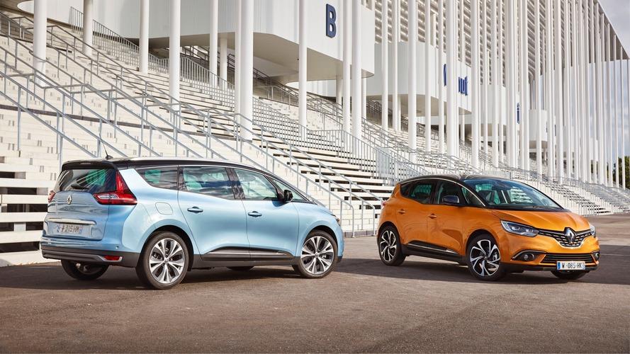 Découvrez le nouveau Renault Scénic... de chez vous !