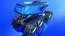 Rümker keşif kamyonu