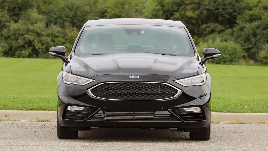 Beautiful First Drive 2017 Ford Fusion V6 Sport