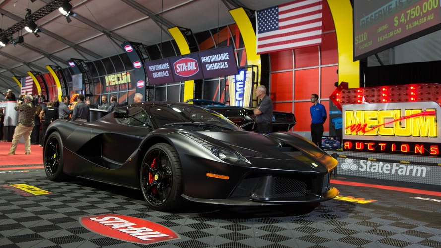 Total sales of $50M reached at Monterey auction, here's the top 10