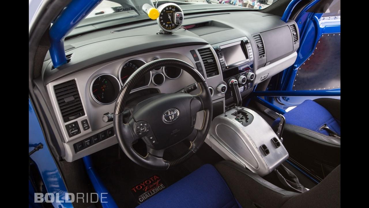 Toyota DragQuoia SEMA