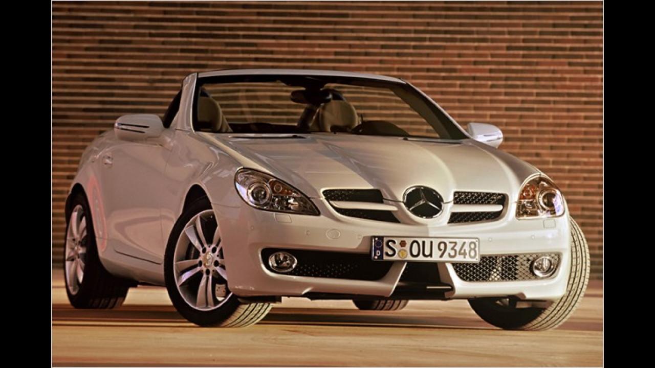 Mercedes SLK 280 7G-Tronic