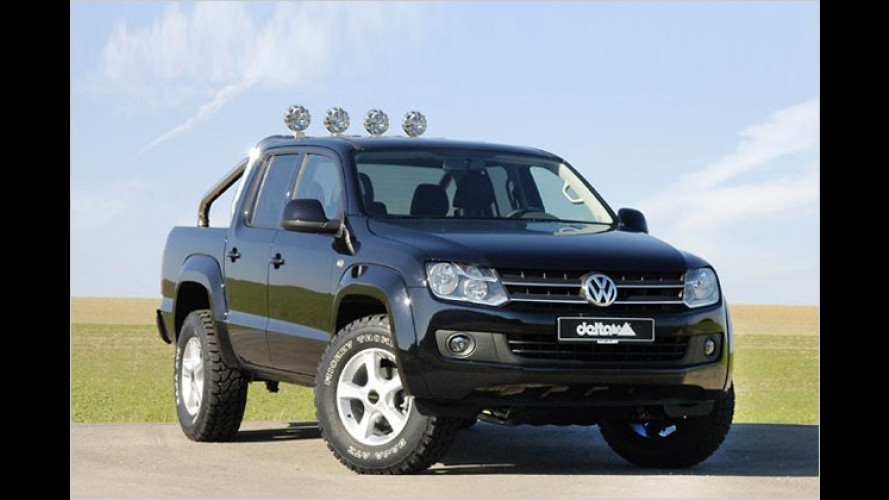 Delta4x4 macht den VW Amarok zum ,Monster