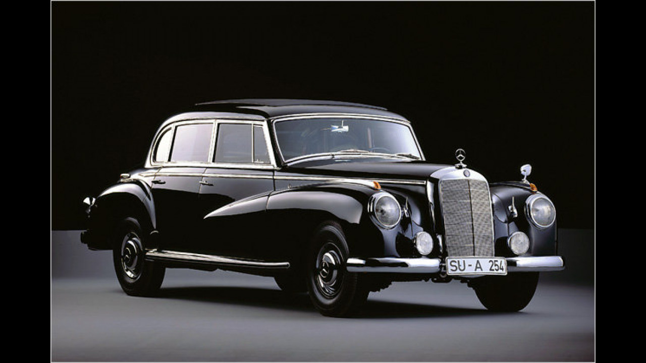 Mercedes 300 ,Adenauer