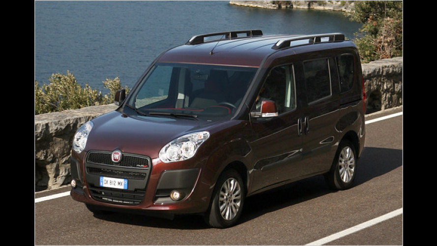 Der Familien-Freund: Neuer Fiat Doblò im Test