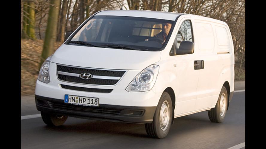 Hyundai H-1: Der Nachfolger startet in Deutschland