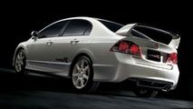 Honda Civic Type R Prototype - Official Car F1 Japan