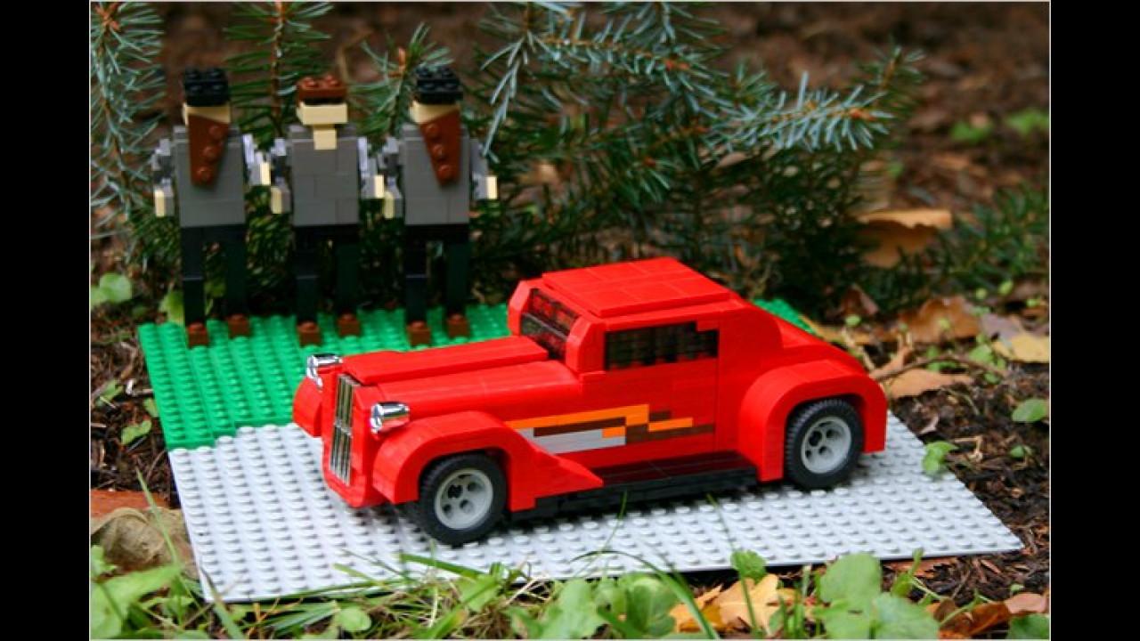 ZZ Top: Ford Model B