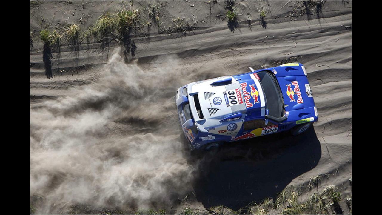 Diesel-Sieg in der Wüste: Der Race Touareg