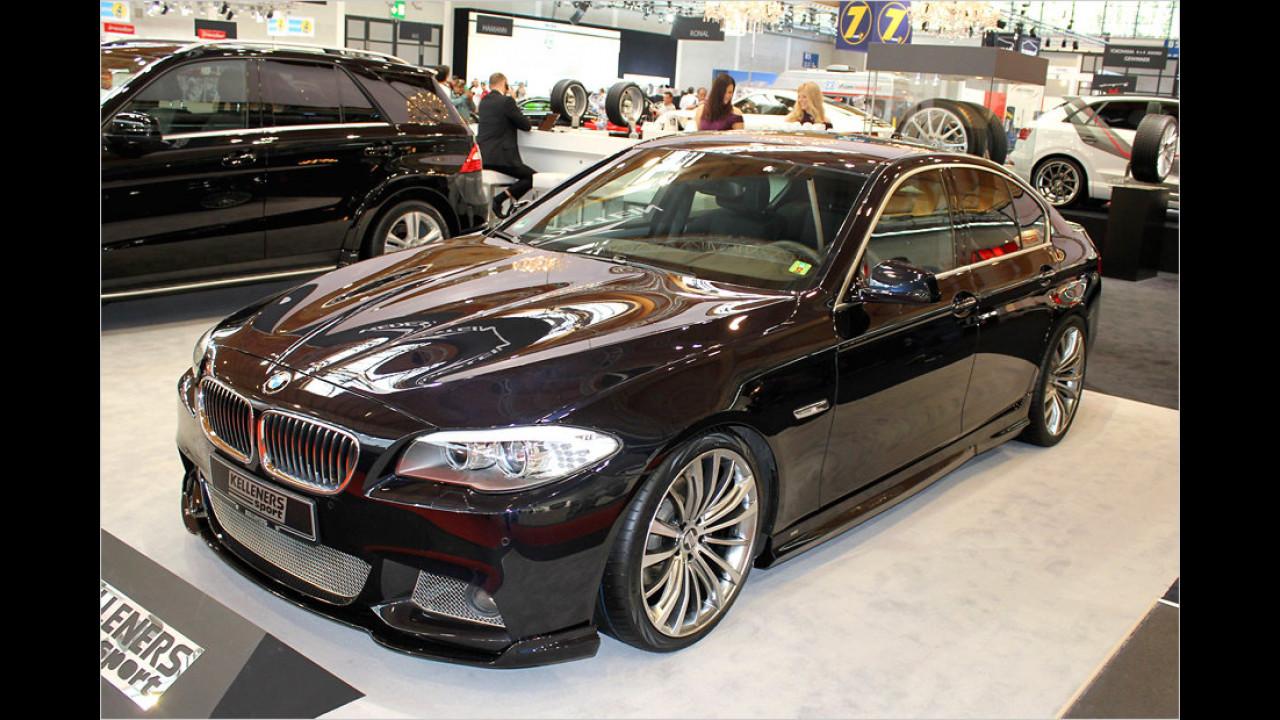 Kelleners: Mehr Power und eine heißere Optik für den BMW 520d