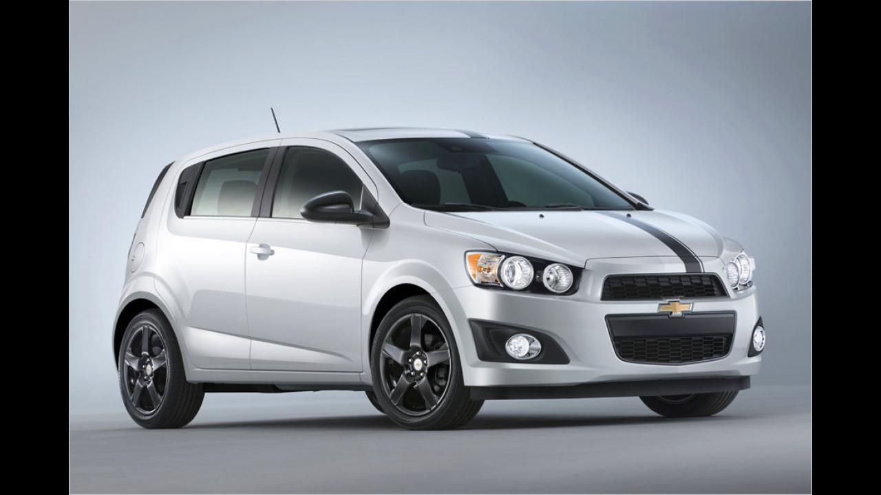 Chevrolet Sonic Accessoires Concept