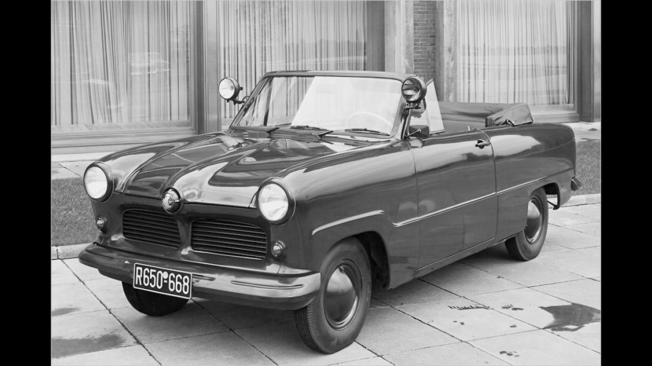 Ford Taunus 15M Cabriolet