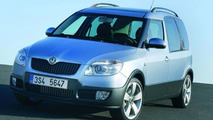 New Skoda Roomster Scout