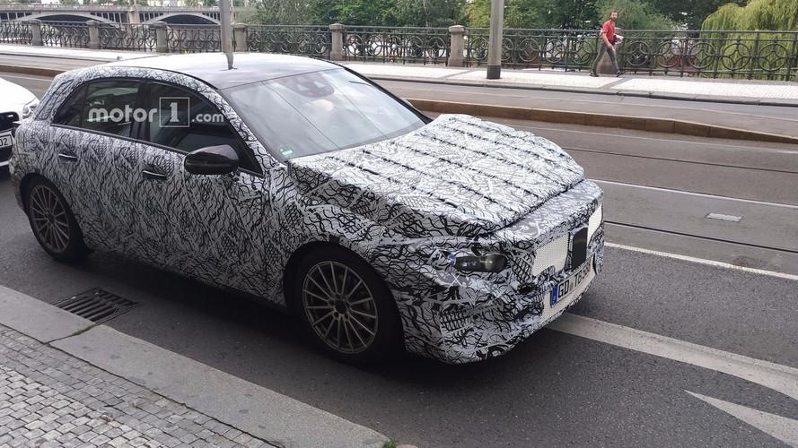 Motor1 Reader Photographs 2019 Mercedes A-Class In Prague
