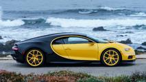 A.B.D.'nin ilk Bugatti Chiron'u