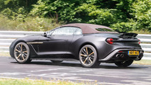 Aston Martin Vanquish Zagato Volante Spy Shots