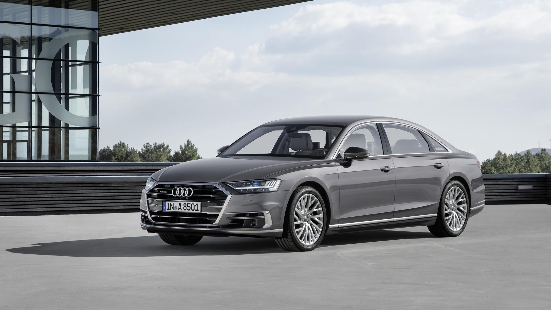 Audi A8 News and Reviews | Motor1.com
