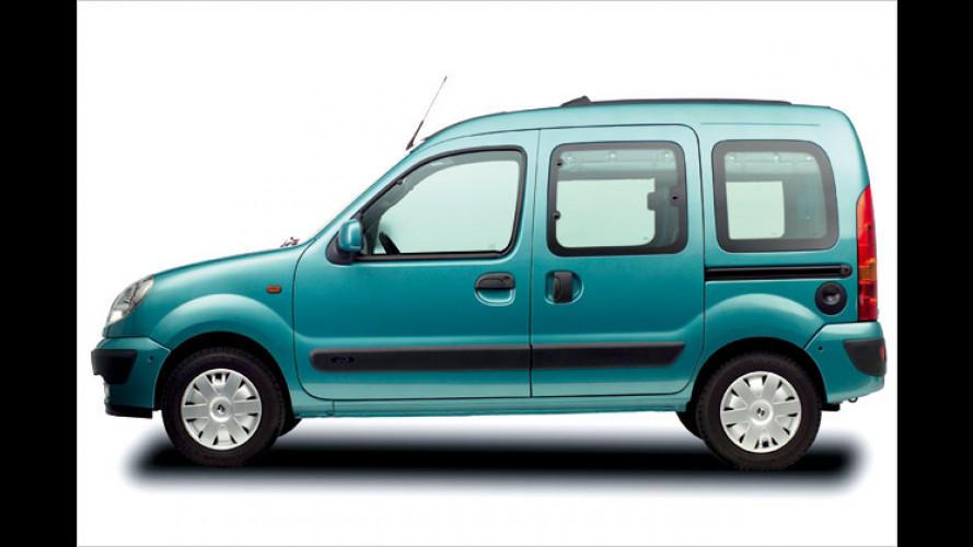 Renault Kangoo Carpe Diem: Kompakter Camper