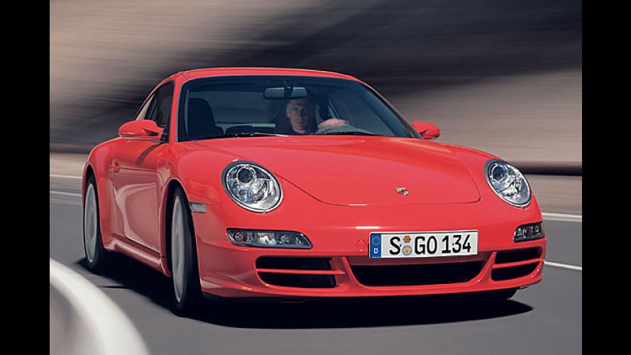 Doppelt sportlich: Neuer Porsche 911 in zwei Ausführungen