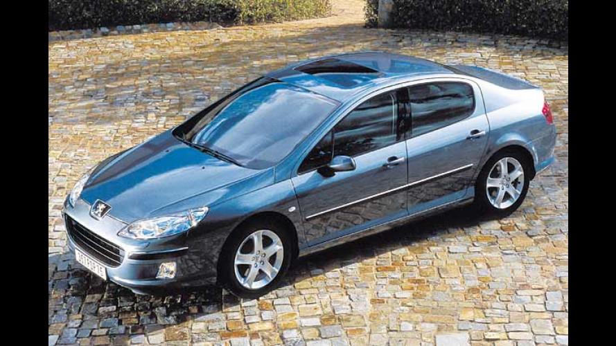 Peugeot 407: Preise für Limousine und Kombi stehen fest