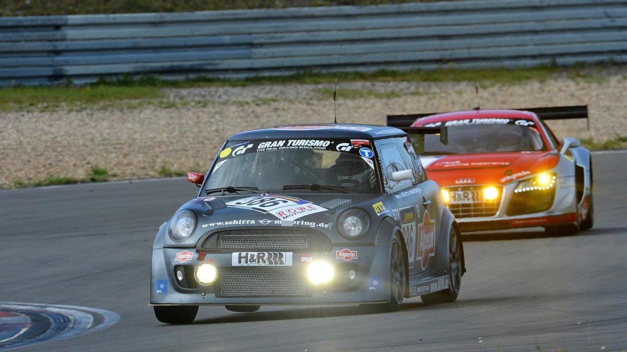 Raceteam Schirra MINI on Nürburgring Nordschleife