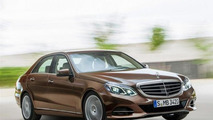 2014 Mercedes-Benz E-Class facelift engine lineup detailed