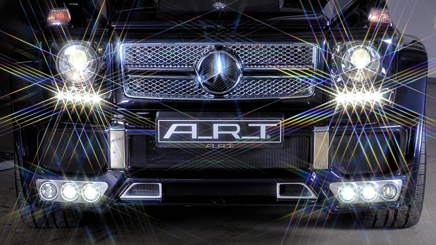 A.R.T. reveals G streetline 65 for 2013 Mercedes G63 / G65 AMG models with 681 HP