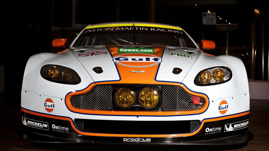 Aston Martin unveils an updated Vantage GTE, confirms plans to race at Le Mans