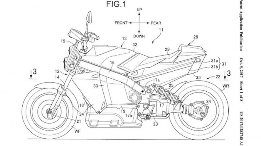 Honda registra patente de moto movida a hidrogênio