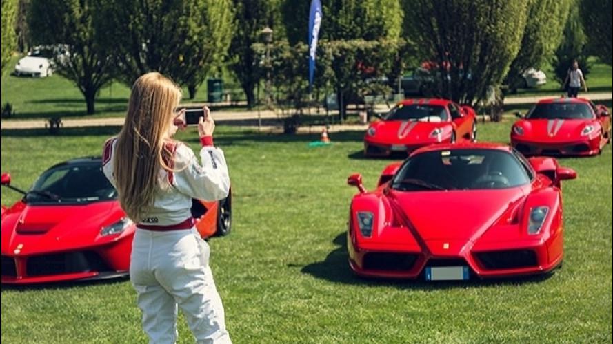 Cars and Coffe Lago di Lugano, appuntamento il 10 luglio