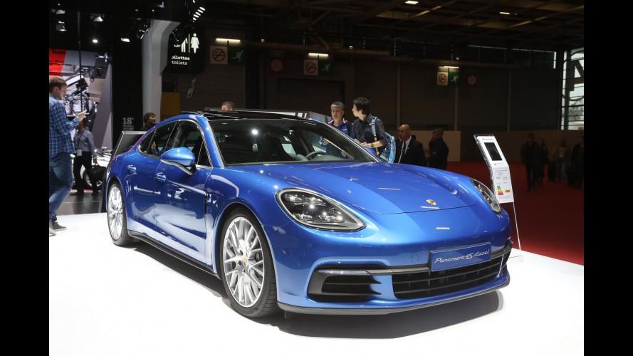 Porsche al Salone di Parigi 2016