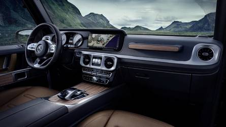 2019 Mercedes G-Class: Take A Deep Dive Into Its Overhauled Cabin