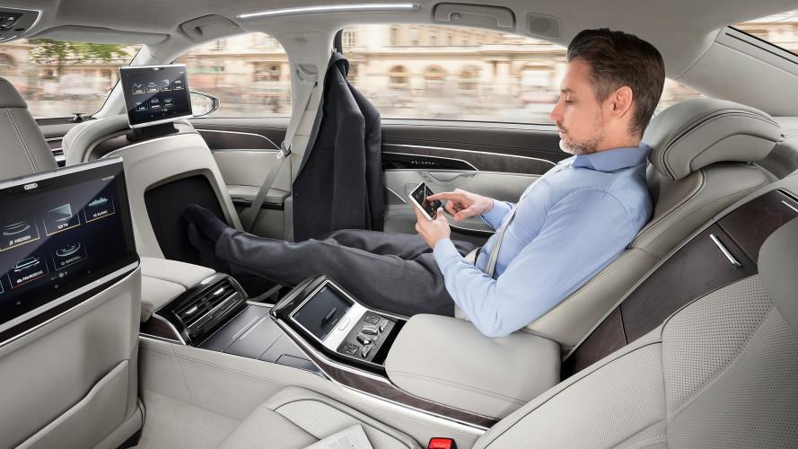 I 5 accessori che ti viziano sulla nuova Audi A8