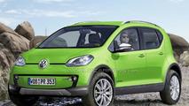VW CrossLupo artist rendering