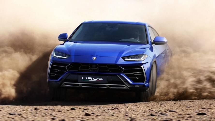 Lamborghini verrait bien son Urus engagé en compétition