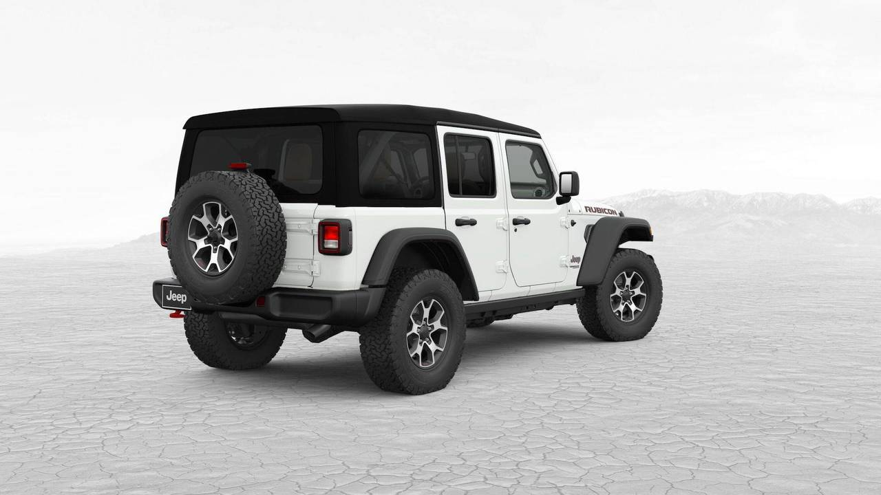 the most expensive 2018 jeep wrangler jl costs 57 310. Black Bedroom Furniture Sets. Home Design Ideas