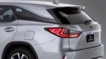Lexus RX 350L 2018