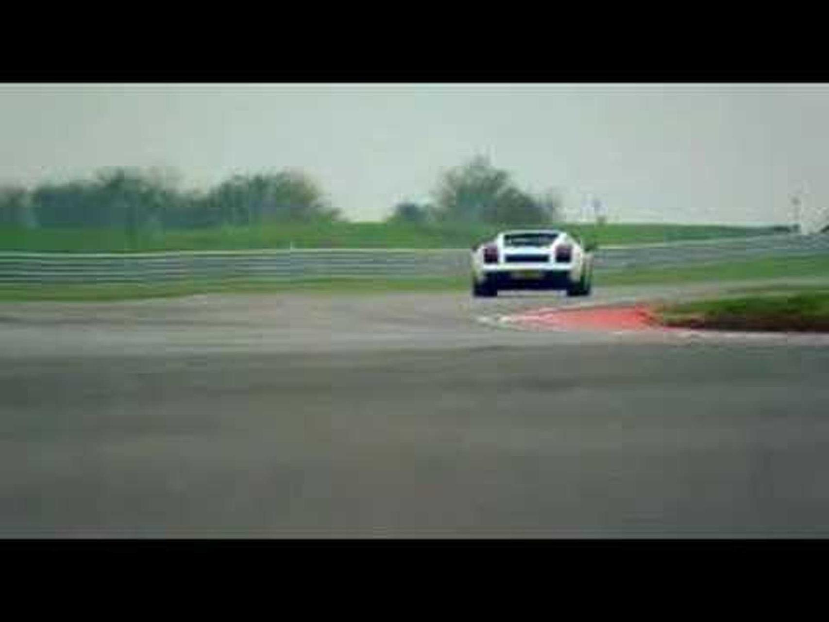 Test Gallardo SE by Fifth Gear
