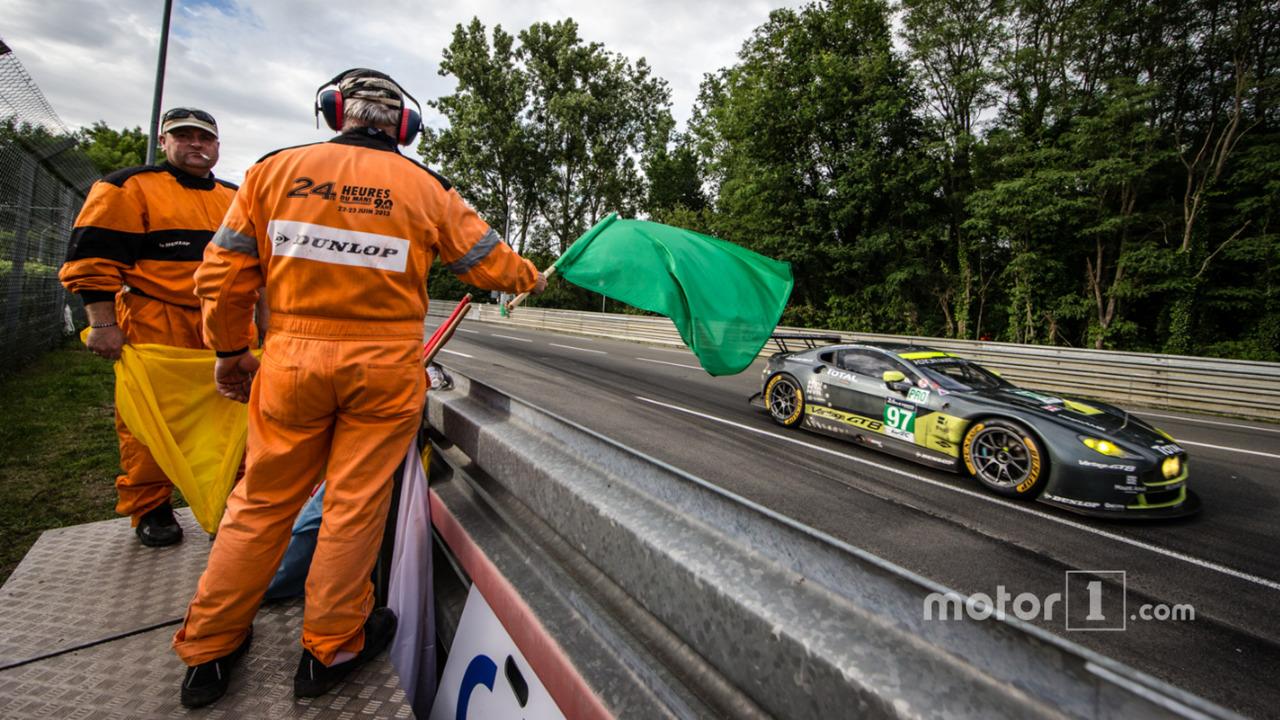 Aston Martin Racing Aston Martin Vantage: Richie Stanaway, Fernando Rees, Jonathan Adam