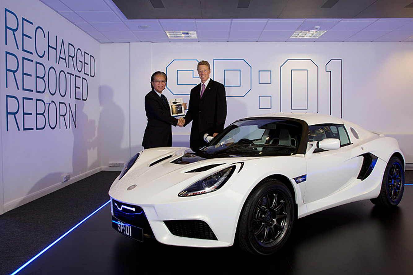 Detroit Electric Officially Delivers its First SP:01 Sports Car
