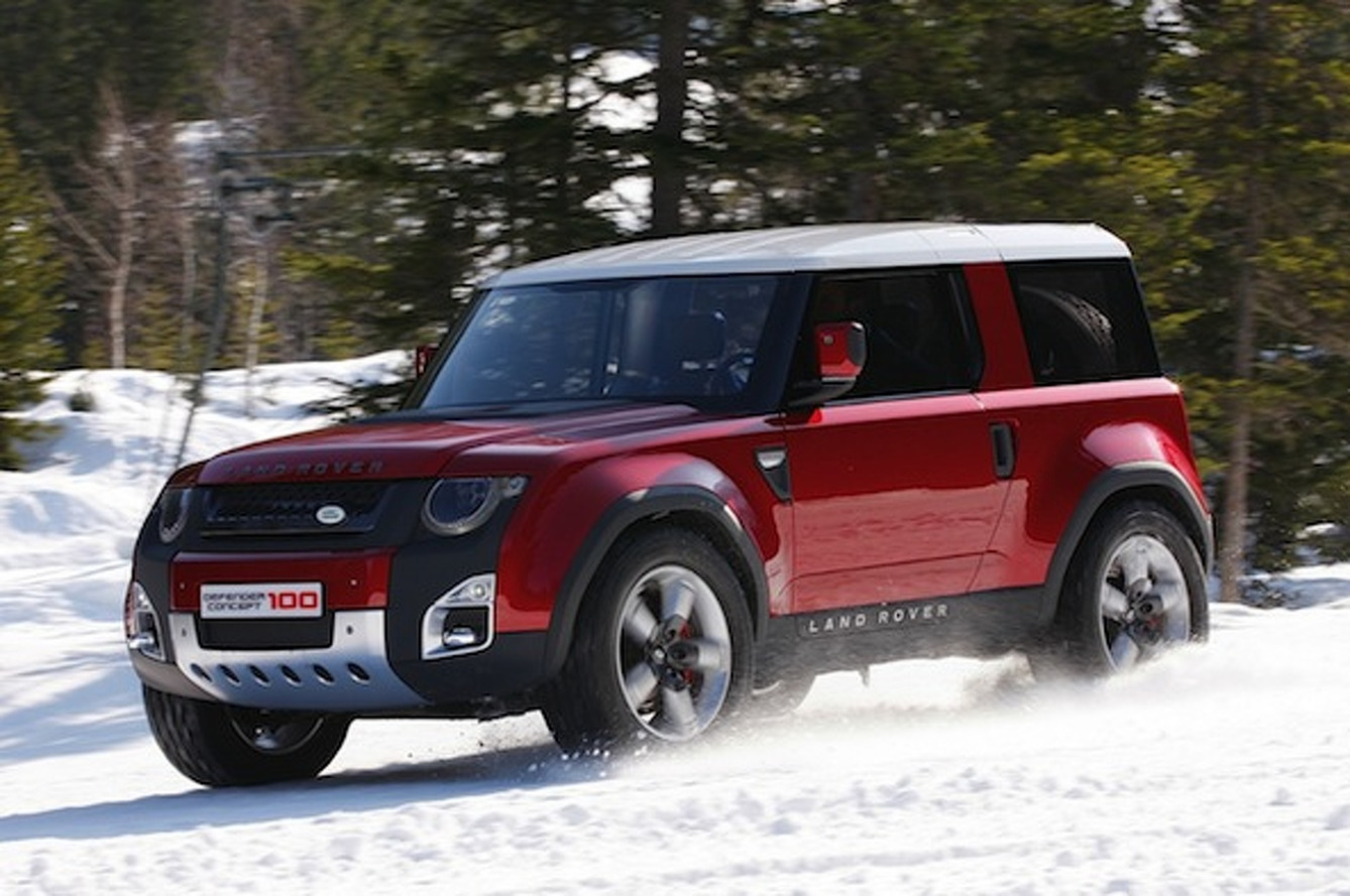 2015 Defender Will Be