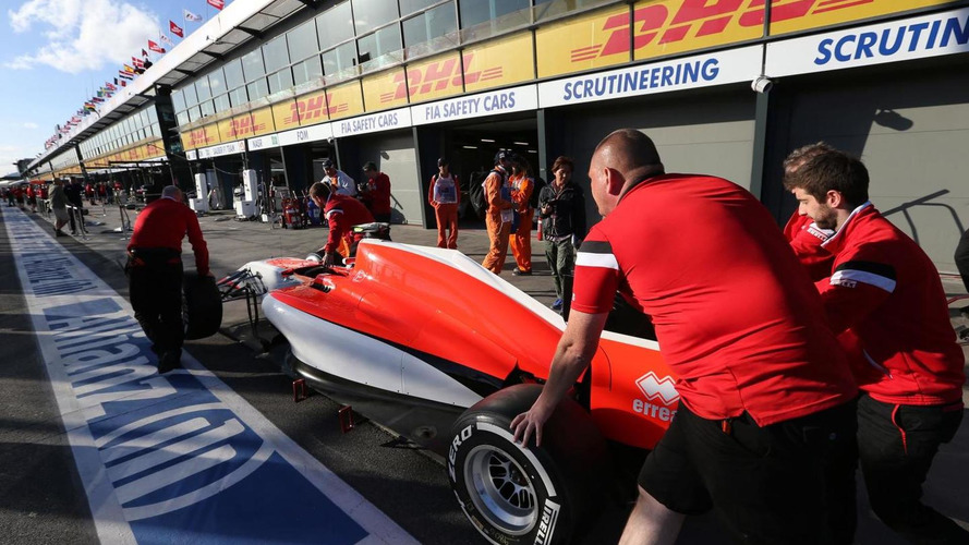Software could sideline Manor in Australia